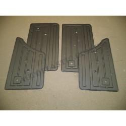 Обивка двери 2107 завод (кожа), на пластиковой основе