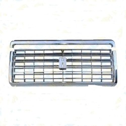Решетка радиатора ваз-2107 хром кооп