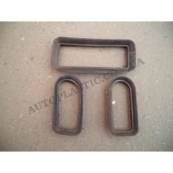 Резиновые уплотнители воздуховодов панели приборов ваз-2115