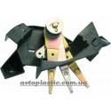 Рычаги управления отопителем ваз 21213(трехрычажник)