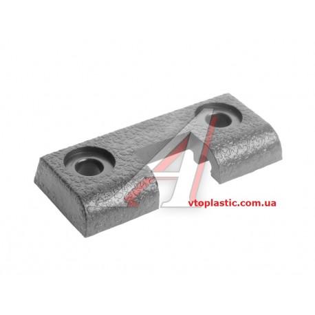 Пластина крышки вещевого ящика ваз 21083 (высокая панель)