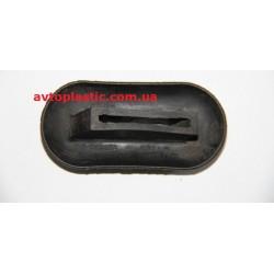 Уплотнительная резинка кронштейна бампера ваз 21101