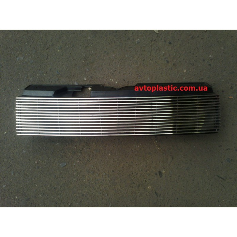 Решетка радиатора 2110 своими руками