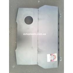 Защита картера двигателя ваз 2110