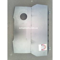 Защита картера двигателя ваз 2170