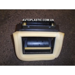 Воздуховод панели приборов ваз 2112(нижний)