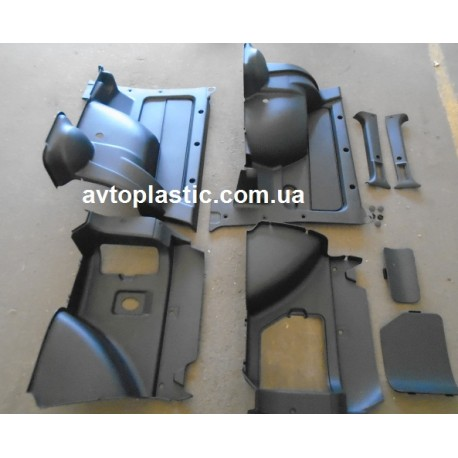 Компллект обивки багажника ваз 21214,21213