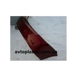 "Бампер ваз 1118(Калина) задний,цвет""Калина"",заводской"