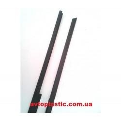 Бархотка ВАЗ 2101-06 нового образца в сборе(реснички)