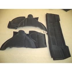 Обивка 21099 багажника + арки (ворс)