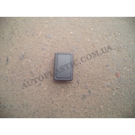 Заглушка кнопки электростеклоподъемника ваз 21083(высокая панель)