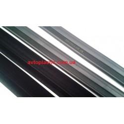 Резиновый уплотнитель опускного стекла ваз 2109-099 старого образца (к-т 4шт.)