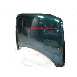 """Капот ваз 2110 крашеный цвет """"Цунами"""" №363"""