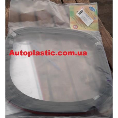 Резиновый уплотнитель средней стойки ваз 2190 вертикальный
