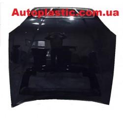 Капот Daewoo Lanos,Sens крашеный цвет 87 U (серо черный)