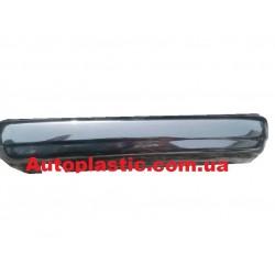 Бампер задний Daewoo Lanos,Sens крашеный цвет 87 U (серо черный)