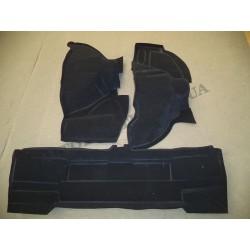 Обивка 2108 багажника + арки (ворс)